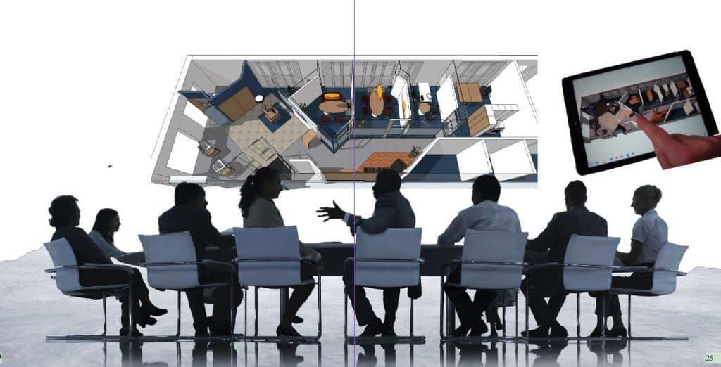 Im Workshop wird die Planung besprochen